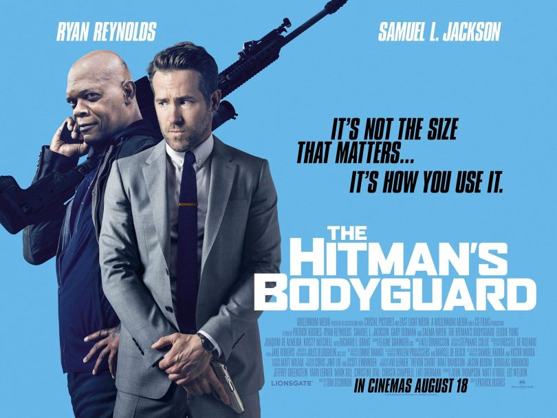 The Hitman's Bodyguard tops U.S. box office in its 2nd week