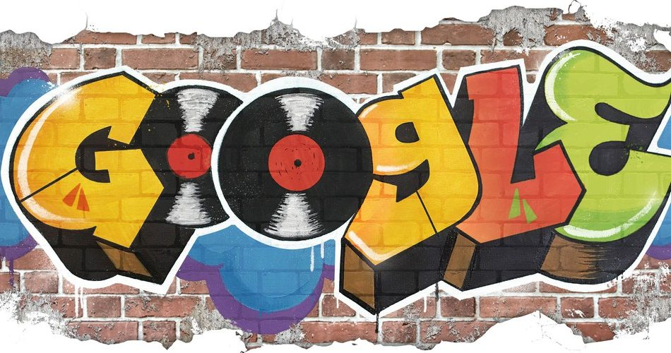 Google Doodle celebrates 44 years of Hip Hop with interactive turntables