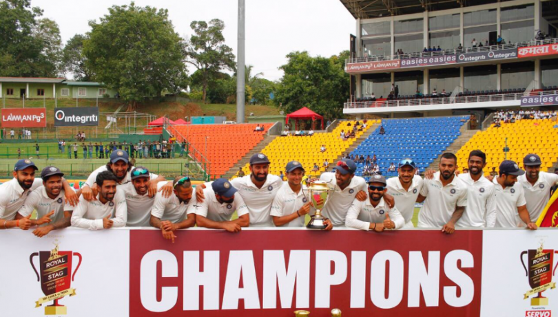 Independence Day Celebration : Kohli and team celebrates 71st freedom anniversary
