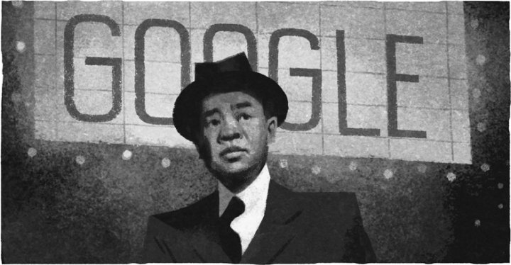 Google doodle celebrates James Wong Howe's 118th  birth anniversary