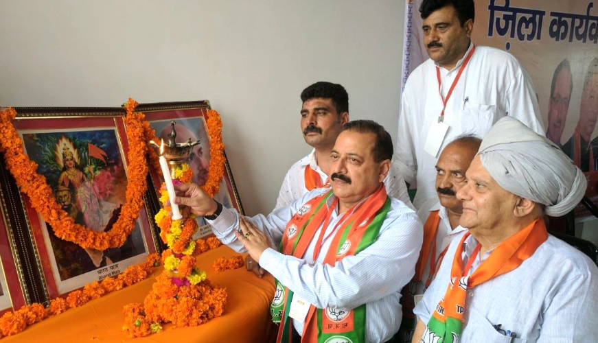 Vande Mataram : It is wrong to associate it with religion, Jitendra Singh