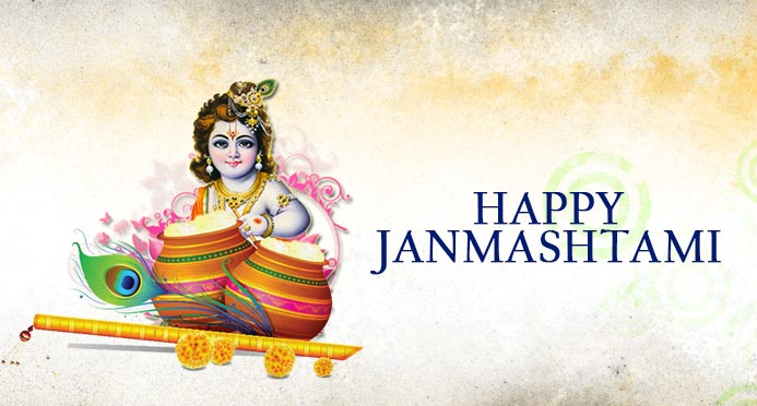 Happy Krishna Janmashtami 2017 Wishes Sms Facebook And Whatsapp