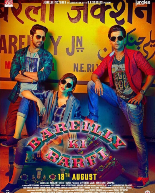 Bareilly Ki Barfi review: A movie with some uniqueness and some twists to watch for