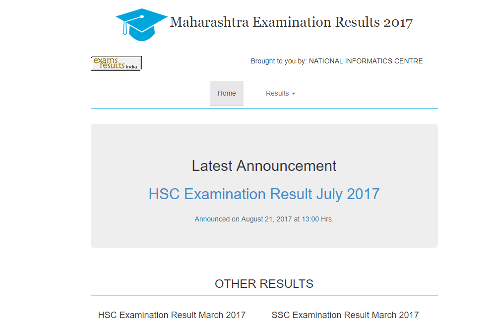Maharashtra HSC class 12th supplementary results 2017 declared: Check at mahresult.nic.in