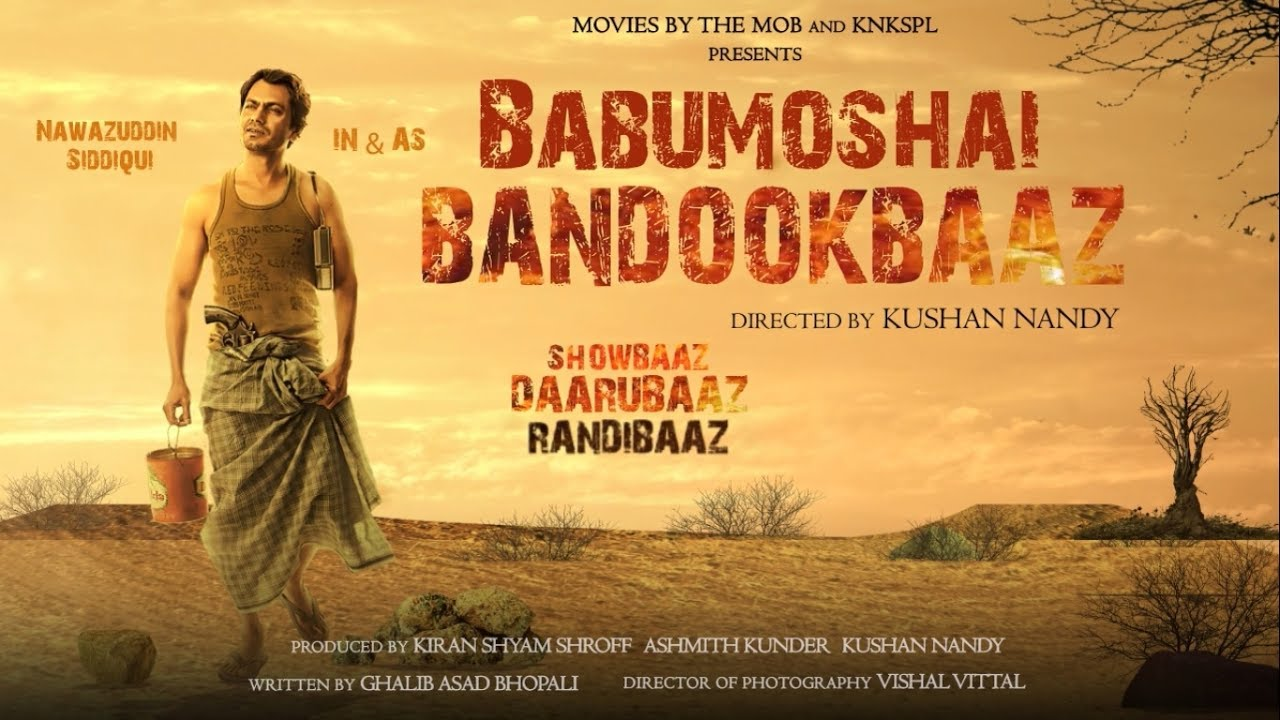 Babumoshai Bandookbaaz will go through 48 cuts from CBFC