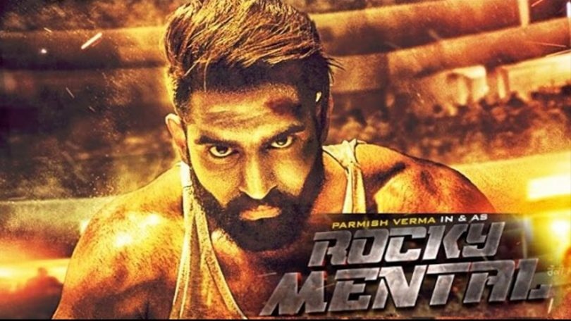 Rocky Mental Punjabi movie review :Nerve mockingly bad, Parmish Verma in worst showcase