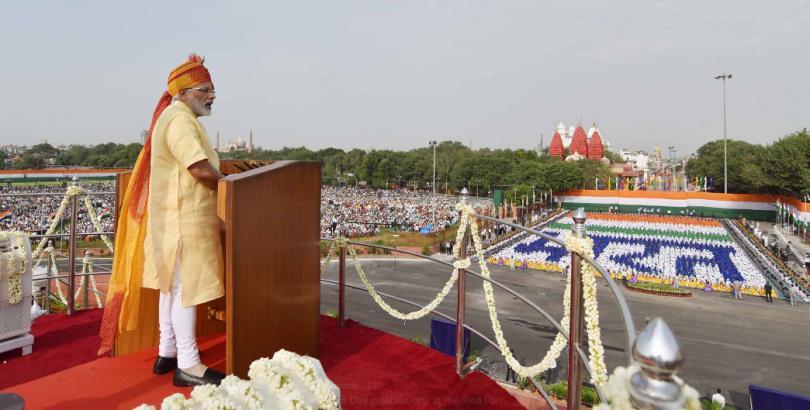 Gorkahpur Encephalitis Deaths : Congress slams PM Modi's insensitive Indepence Day speech