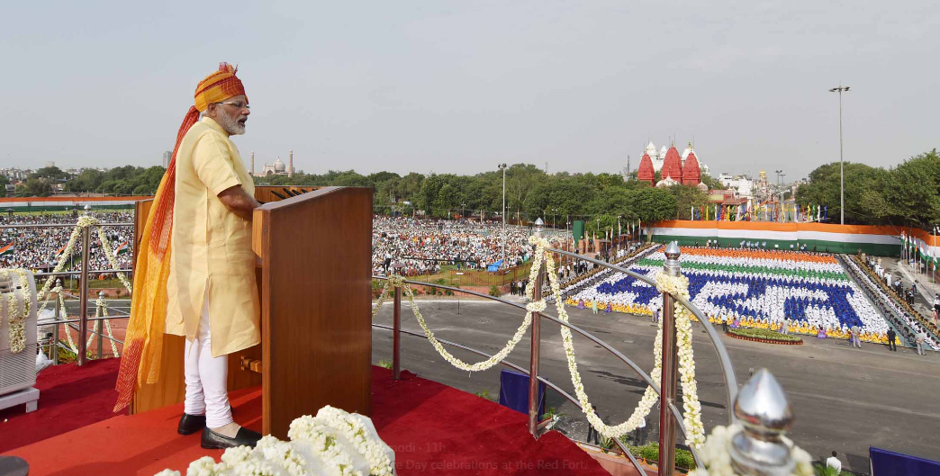 Your idea can get into PM's Independence-Day speech