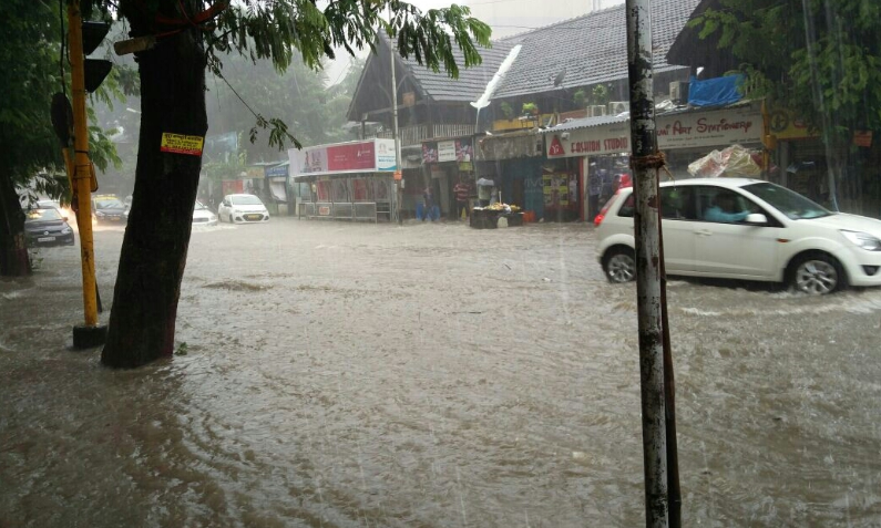 Mumbai Rains: High Tide to hit Mumbai at 4:30 pm; Stay safe and cooperate with the cops