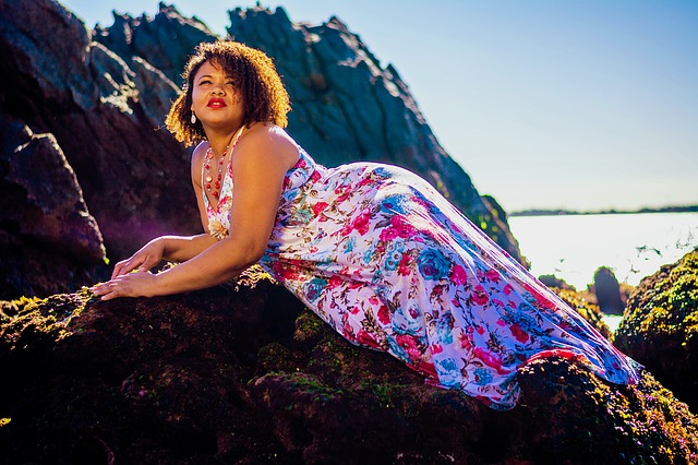 Plus Size Fashion : Designers start creating clothing for the plus as they can't be ignored