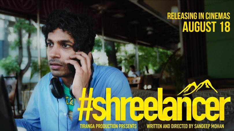 Shreelancer movie review : An experience of life through travel in the light