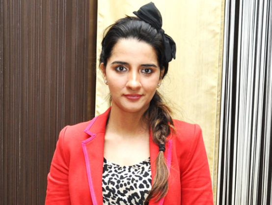 Shruti Seth shares her happiness on seeing women in action scenes