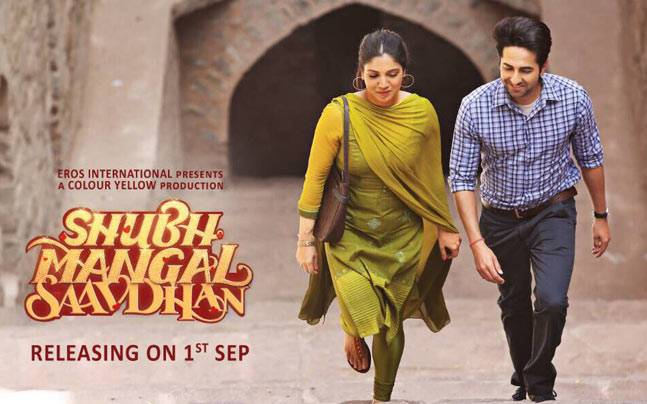 Shubh Mangal Saavdhan movie review: Ayushman's erectile dysfunction could lead upto serious comedy