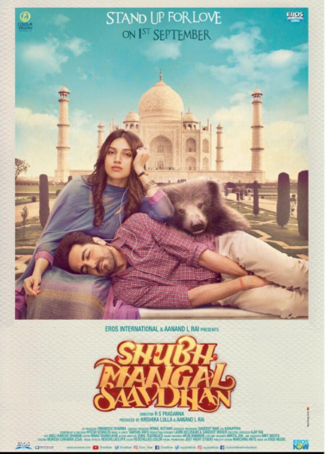 Shubh Mangal Saavdhan review: Ayushmann and Bhumi match each other distinctively