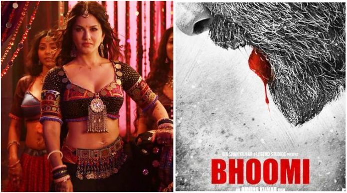 Sunny Leone gives tribute to 'Bhoomi' actor Sanjay Dutt by posting a dance video on Instagram