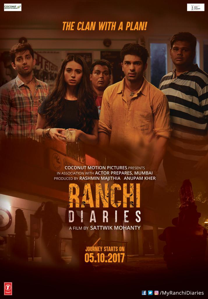 Ranchi Diaries: Anupam Kher's first production film new poster is here