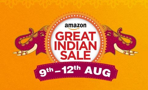 Amazon Sale 2017 : 50% discount on electronics in Independence Day 2017 Offers