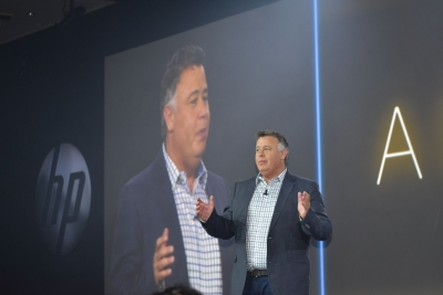 India at forefront of massive global digital change: HP Inc CEO