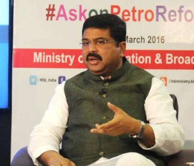 Can't keep changing fuel prices on knee-jerk basis: Pradhan