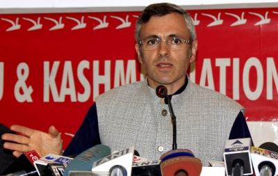 Omar welcomes Rajnath's assurances on Article 35A