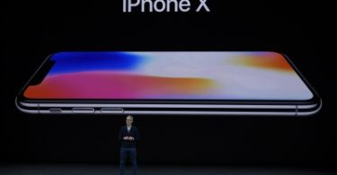 Apple launches futuristic iPhone X to mark tenth anniversary