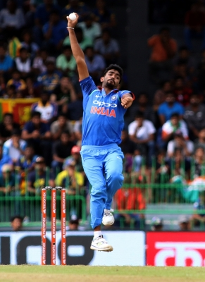 Bumrah jumps to fourth in ODI bowling rankings