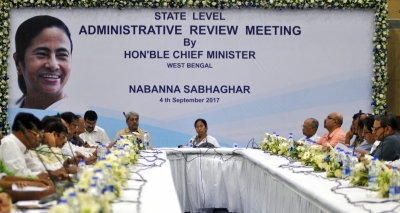 Swiftly resolve 30,000 pending cases of departments: Mamata