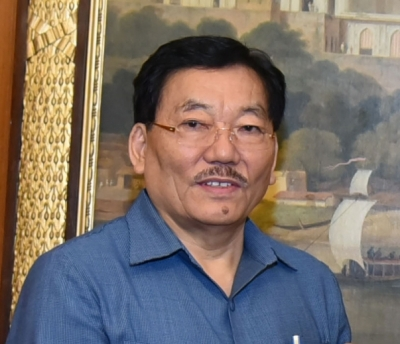 Sikkim CM honoured at international event for work in organic farming