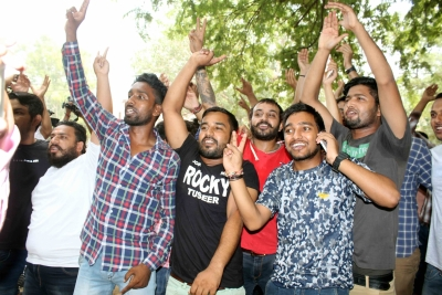 Winds of change in country, says jubilant Congress of DUSU results
