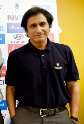 Rameez Raja's thumbs up for Independence Cup in Lahore