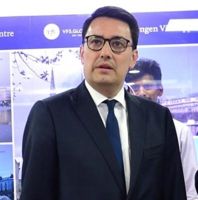 French Ambassador opens solar plant in Uttarakhand