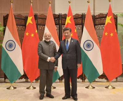 Modi, Xi discuss border issue