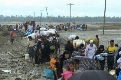Al Qaeda urges 'punishment' for Myanmar over Rohingyas' fate
