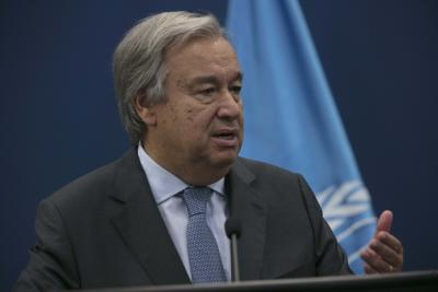 UN chief stresses responsibility to protect civilians