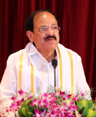 Swaraj meaningless if there is illiteracy: Naidu