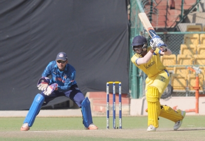 Duleep Trophy: Indrajith's unbeaten 120 lifts India Red to 291/9