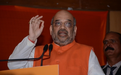Throw out BJD government in Odisha: Amit Shah tells party workers