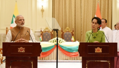 India shares concerns over situation in Myanmar's Rakhine (Second Lead, correcting headline)