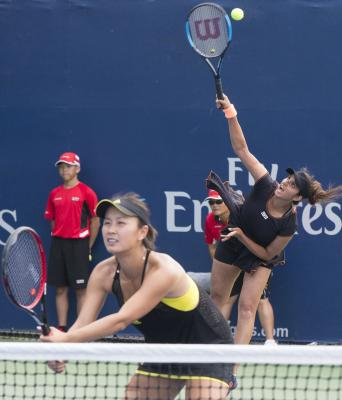 Sania enters US Open semis