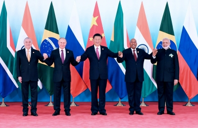 BRICS nations sign four pacts