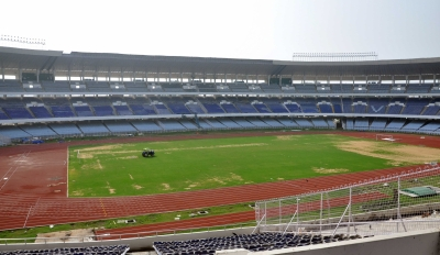 U-17 World Cup: Salt Lake Stadium handed over to FIFA