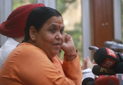 I 'terribly' liked Sitharaman's elevation to Defence Ministry: Uma Bharti