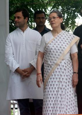 Sonia, Rahul condole death of senior advocate P. P. Rao