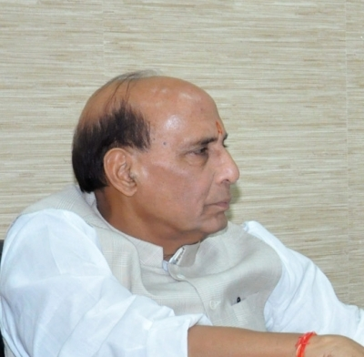 Centre won't hurt aspirations of J&K: Rajnath Singh