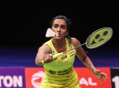 Whatever I am today is because of badminton : P.V. Sindhu