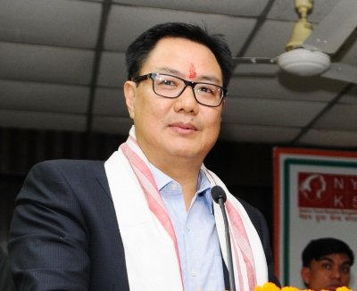 BJP'll soon come to power in all northeastern states: Rijiju