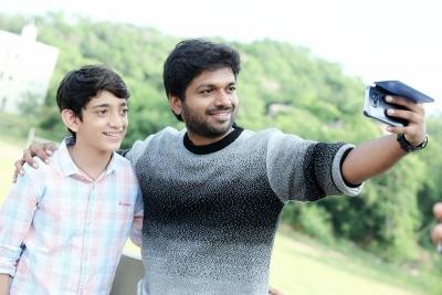 Ravi Teja's son to make acting debut in 'Raja The Great'