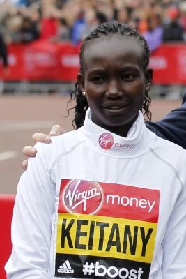 Keitany eyes course record at New York marathon
