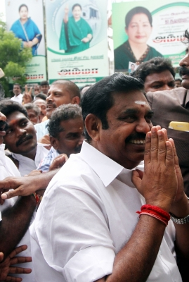 Over 110 AIADMK legislators resolve to abide by CM's decision