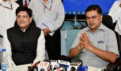 Piyush Goyal replaces Prabhu as Railway Minister